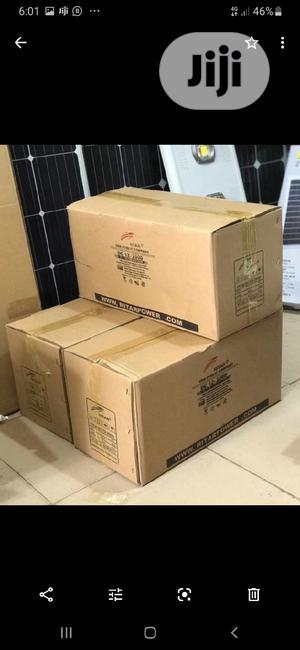 12v 200ah Rita Battery Now In   Solar Energy for sale in Lagos State, Ojo