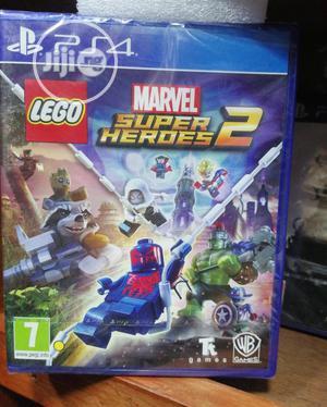 LEGO Marvel Superheroes 2 (PS4) | Video Games for sale in Lagos State, Lagos Island (Eko)