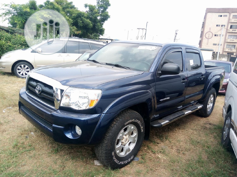 Archive: Toyota Tacoma 2007 Blue