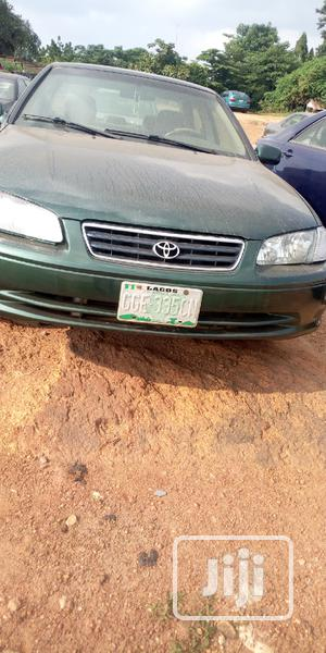 Toyota Camry 2001 Green | Cars for sale in Abuja (FCT) State, Gwarinpa