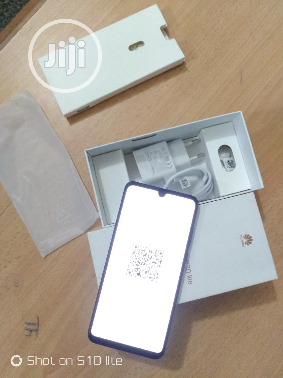 New Huawei P30 Lite 128 GB Black | Mobile Phones for sale in Uvwie, Delta State, Nigeria