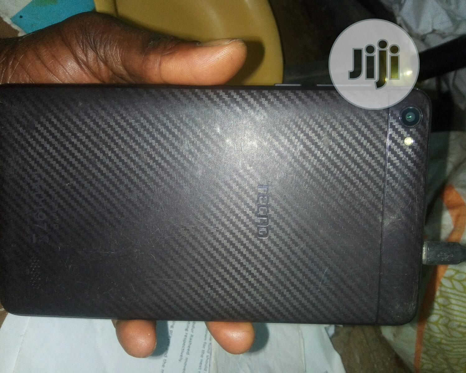 Tecno DroiPad 7D 16 GB Black | Tablets for sale in Osogbo, Osun State, Nigeria