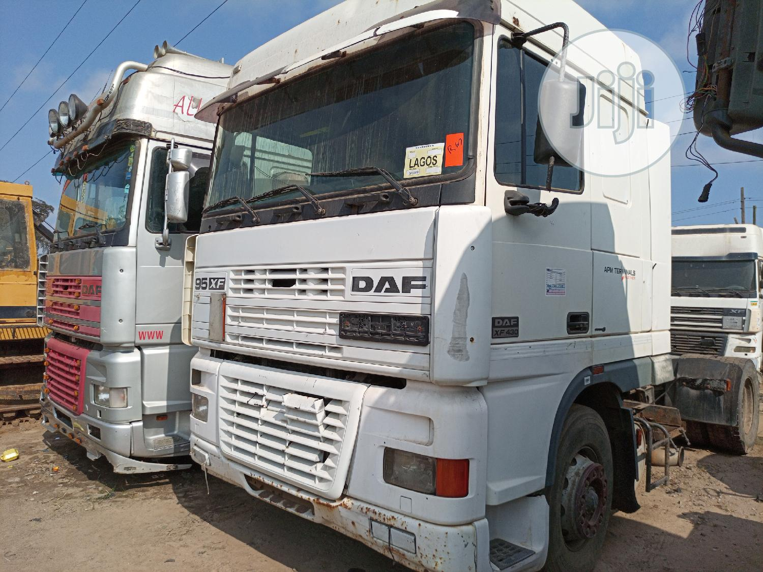 DAF Truck Head | Heavy Equipment for sale in Amuwo-Odofin, Lagos State, Nigeria