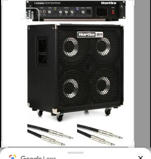 Hartke Bass Amp Bundle With Hartke Lh-watt | Audio & Music Equipment for sale in Lagos State, Ojo