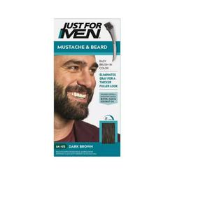 Just For Men Mustache & Beard Beard Coloring For Gray Hair M | Skin Care for sale in Lagos State, Amuwo-Odofin
