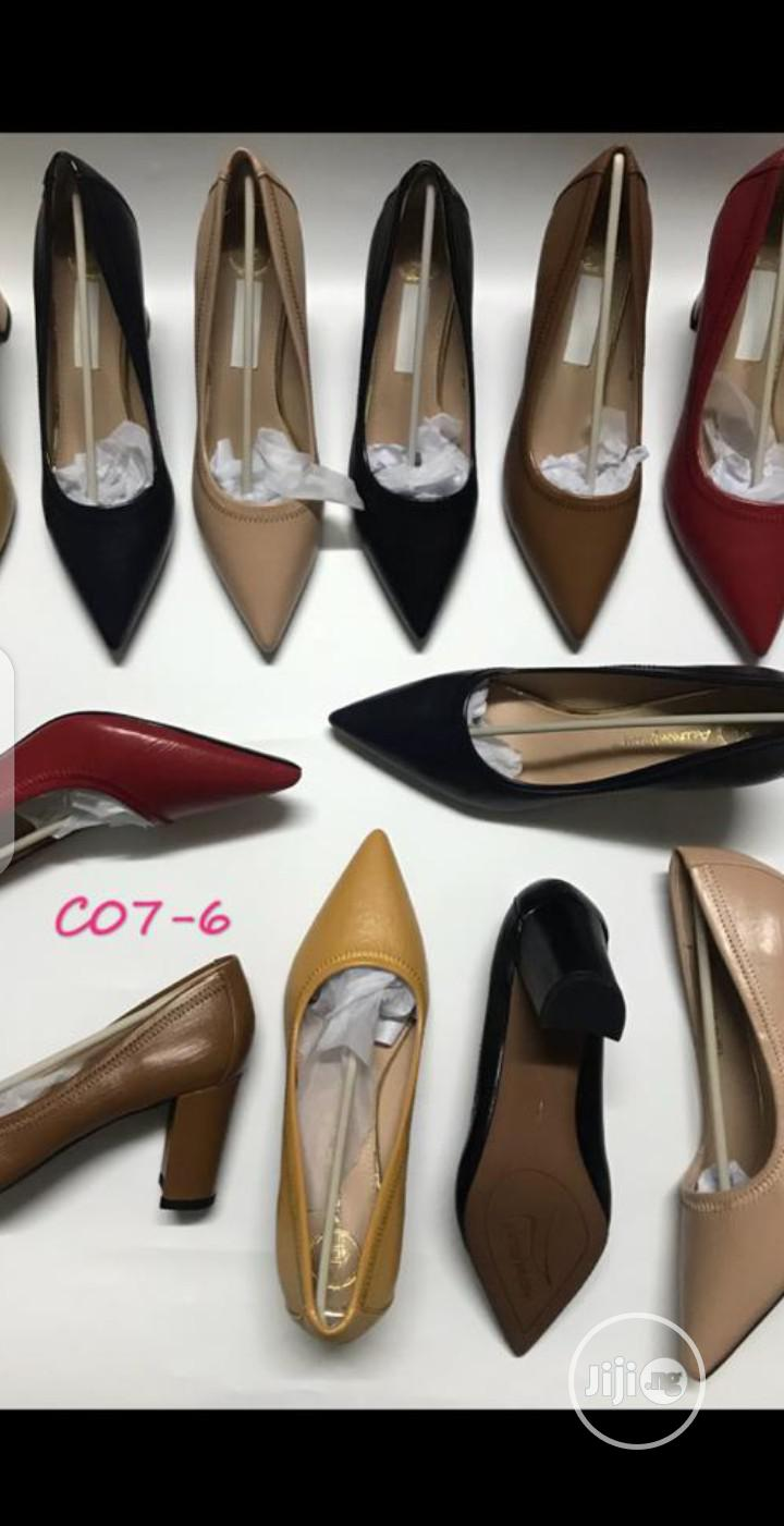 Archive: New Quality Female Block Heel Shoes