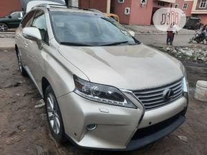 Lexus RX 2013 350 AWD Gold   Cars for sale in Lagos State, Amuwo-Odofin