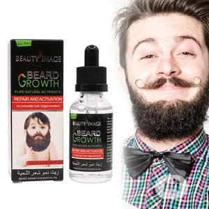 Professional Men Beard Growth Enhancer   Hair Beauty for sale in Lagos State, Ajah