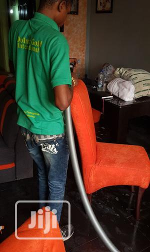 Upholstery, Couch, Sofa, Chair, Cleaning Services | Cleaning Services for sale in Lagos State, Maryland