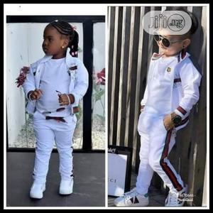 Unisex Gucci Tracksuit Set | Children's Clothing for sale in Ondo State, Akure