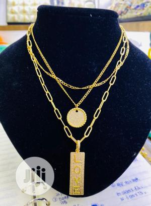 Original Stainless Steel Necklaces | Jewelry for sale in Lagos State, Lagos Island (Eko)