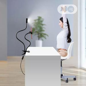 LED Selfie Ring Light Lamp With Stand Phone Holder | Accessories & Supplies for Electronics for sale in Lagos State, Lekki