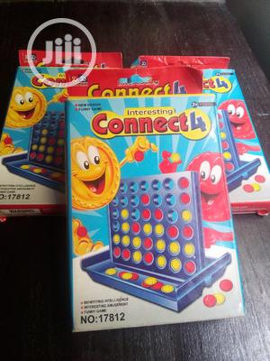 Connect 4 (Educational Game)   Toys for sale in Ogun State, Sagamu
