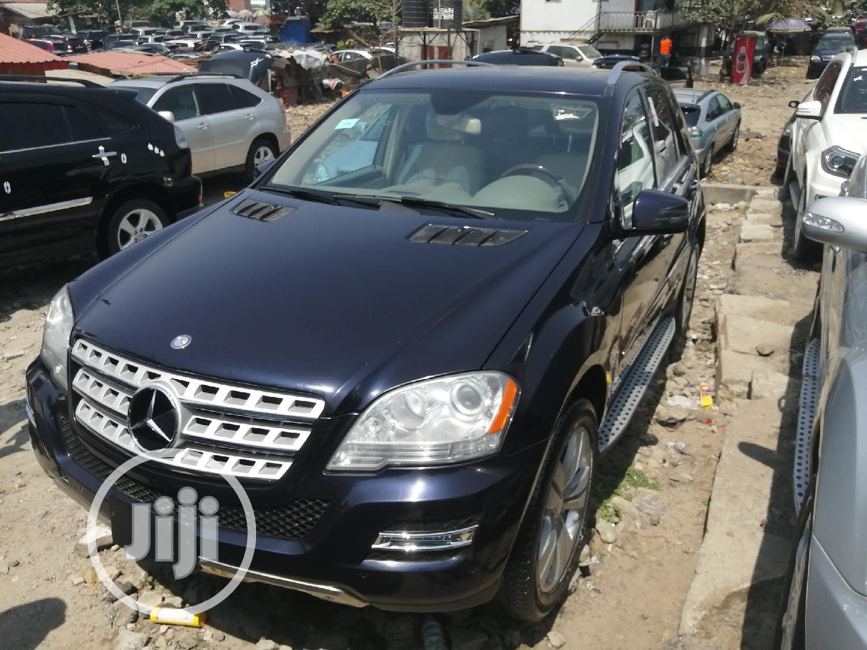 Mercedes-Benz M Class 2011 Purple | Cars for sale in Apapa, Lagos State, Nigeria