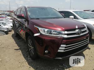 Toyota Highlander 2018 Red | Cars for sale in Lagos State, Apapa