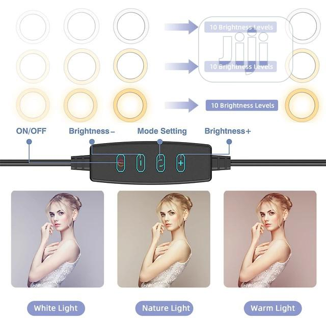 Universal Selfie Ring Light With Phone Holder | Accessories & Supplies for Electronics for sale in Ajah, Lagos State, Nigeria