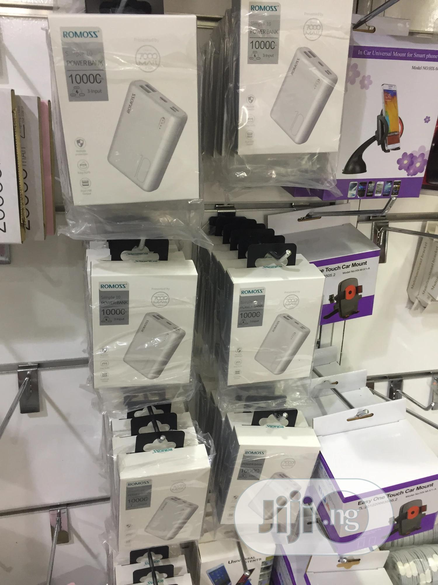 Power Bank   Accessories for Mobile Phones & Tablets for sale in Ikeja, Lagos State, Nigeria