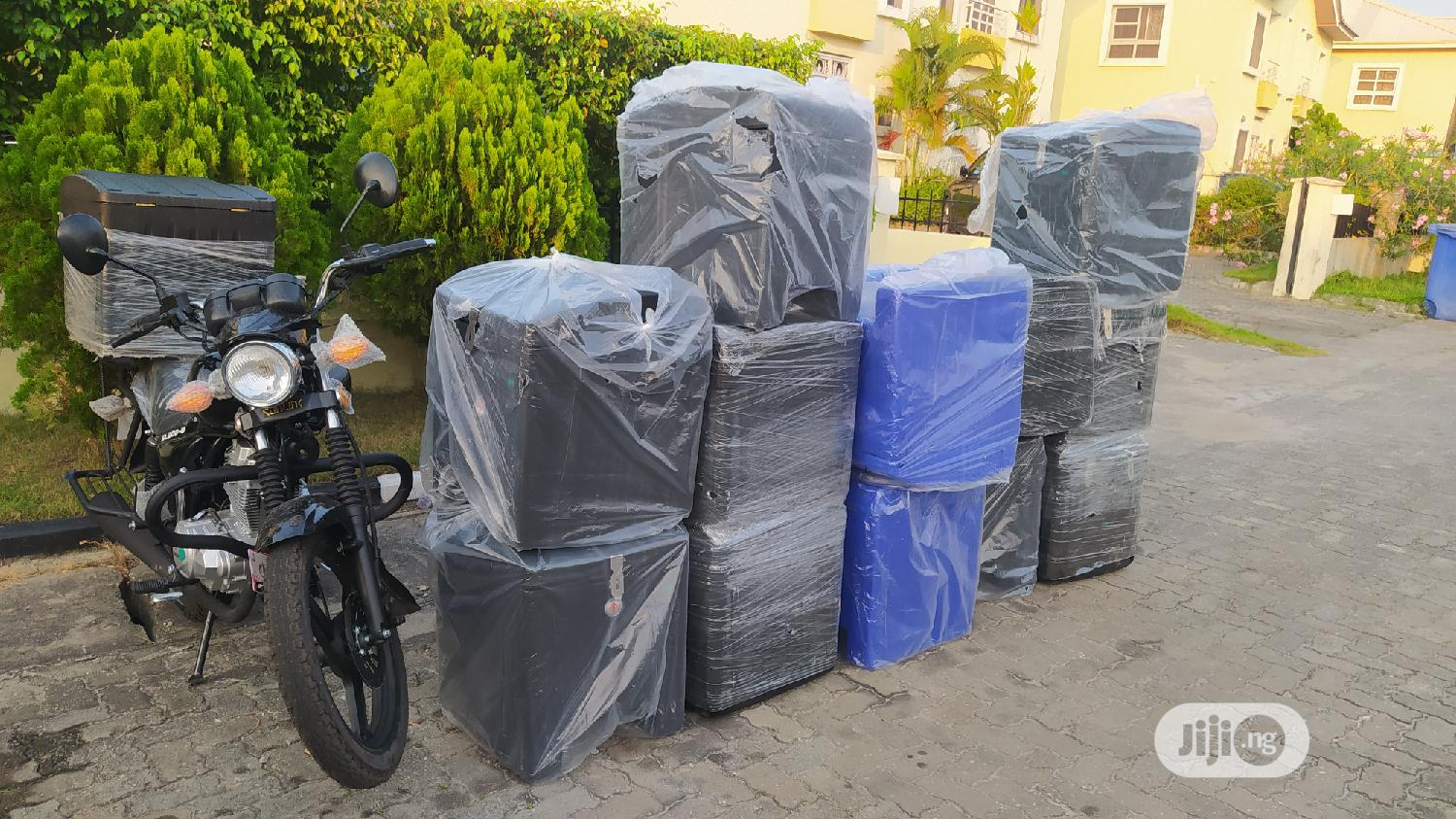 Geepee Courier Box | Vehicle Parts & Accessories for sale in Lekki, Lagos State, Nigeria