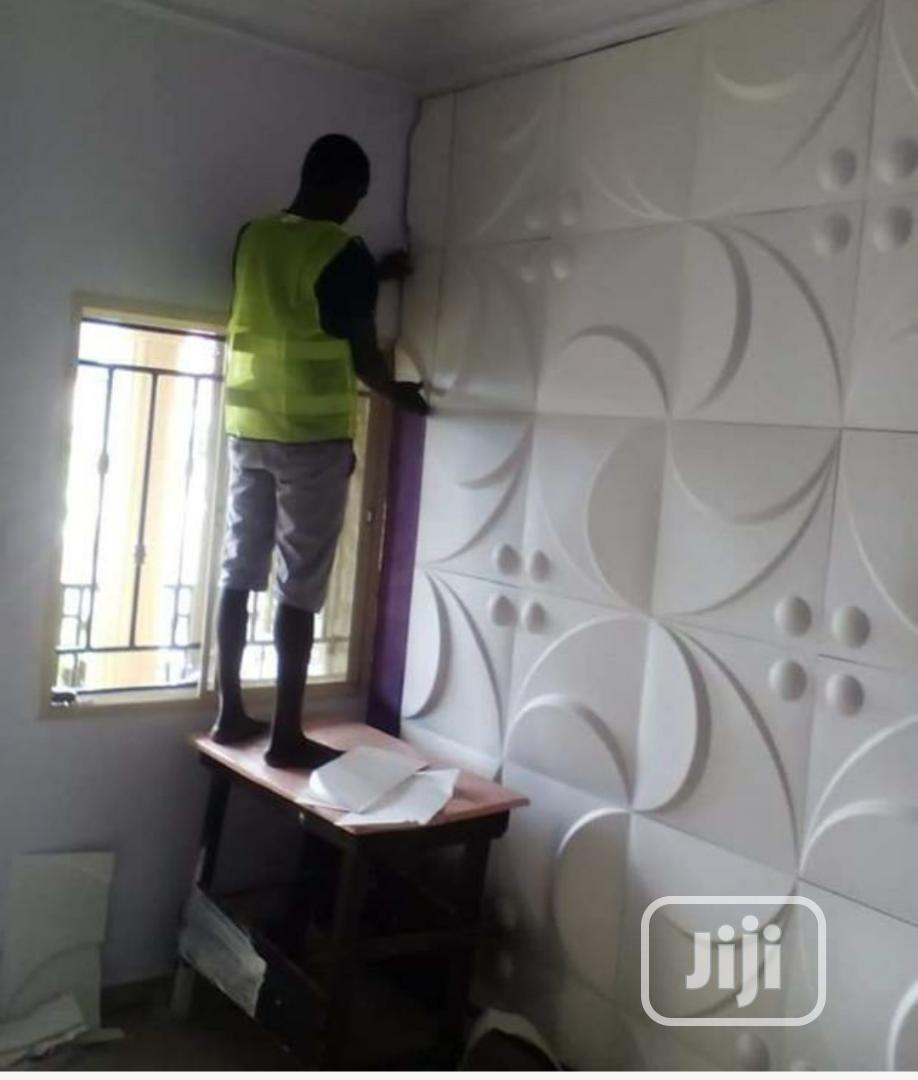 3D Panel For Homes And Offices