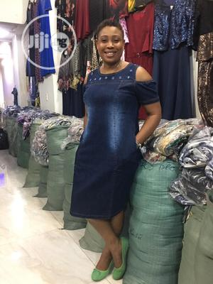 Quality Jeans Gown for Beautiful Ladies | Clothing for sale in Lagos State, Lagos Island (Eko)
