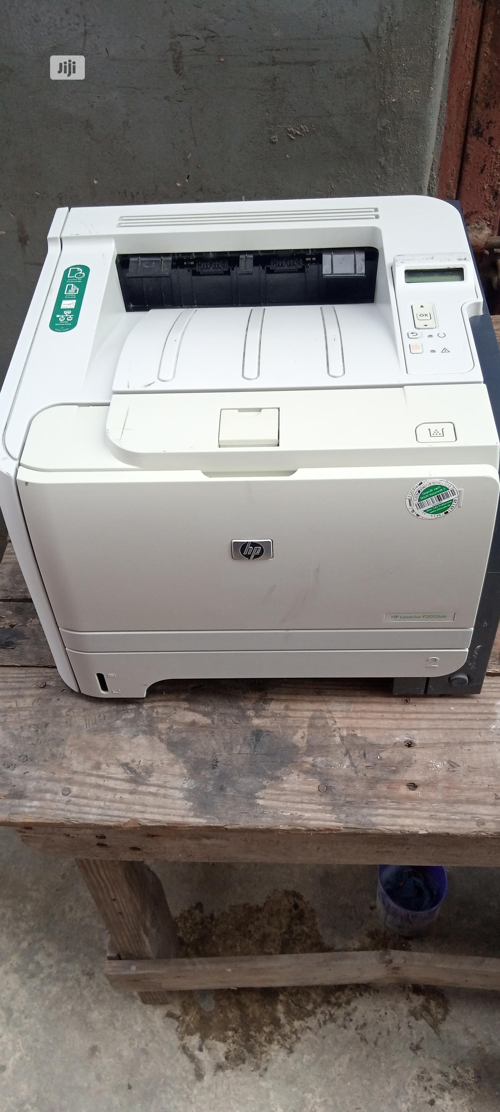 HP Laserjet P2055 Printer Black And White