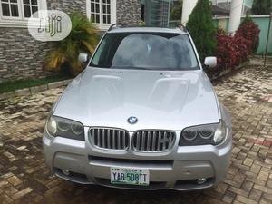 BMW X3 2007 Silver   Cars for sale in Abuja (FCT) State, Gaduwa