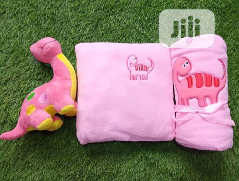 Baby Blanket With Teddy | Baby & Child Care for sale in Ajah, Lagos State, Nigeria