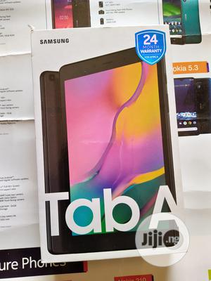 New Samsung Galaxy Tab a 8.0 (2019) 32 GB Black   Tablets for sale in Lagos State, Alimosho