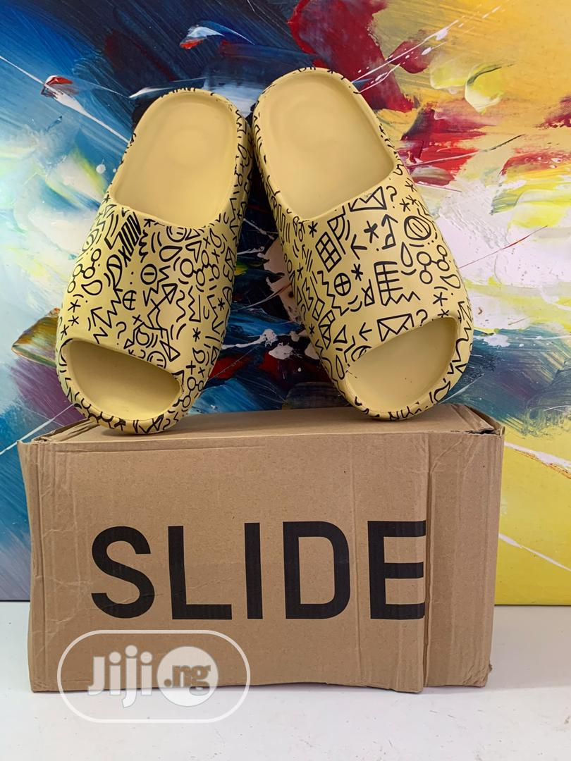 Archive: Yeezy Slides by Adidas