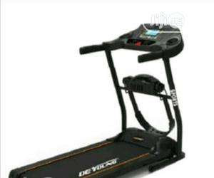 Brand New 2hp Electric Motorized Treadmill With Massager | Sports Equipment for sale in Lagos State, Surulere