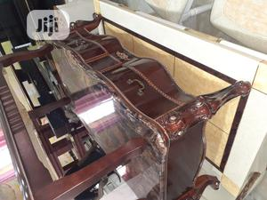 Brand New Imported Set of Royal Marble Table and TV Stand | Furniture for sale in Lagos State, Badagry