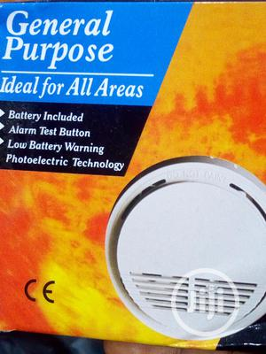 Smoke Detector | Safetywear & Equipment for sale in Lagos State, Ikeja