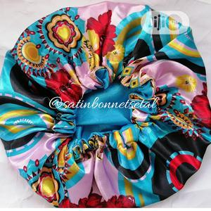 Satin Hair Bonnets | Clothing Accessories for sale in Lagos State, Yaba