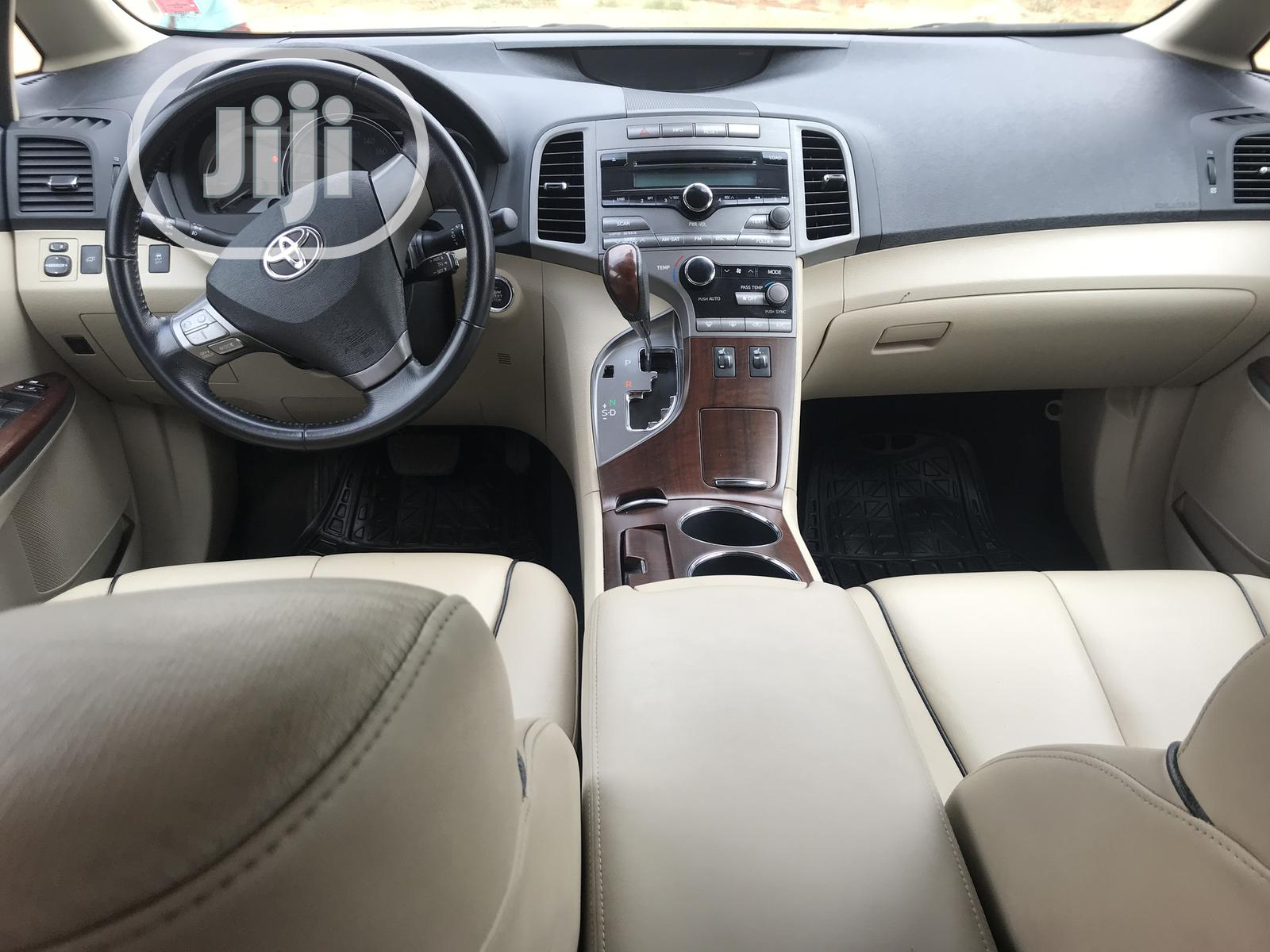 Toyota Venza 2012 Brown   Cars for sale in Wuye, Abuja (FCT) State, Nigeria
