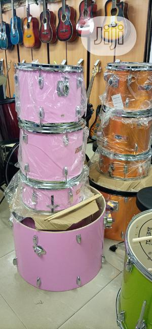 Tovaste Drum Set 5pcs | Musical Instruments & Gear for sale in Lagos State, Ojo