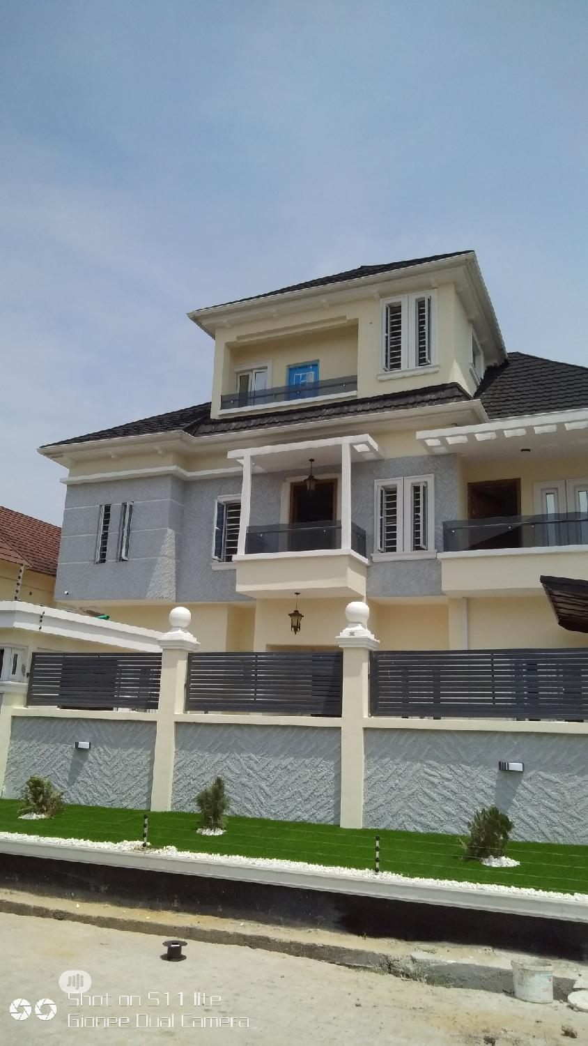 Consented 5 Bedrooms Detached Duplex With Penthouse BQ