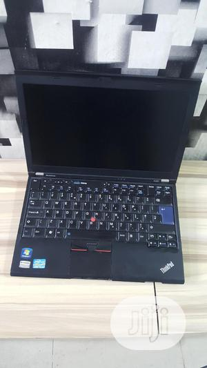 Laptop Lenovo ThinkPad X220 4GB Intel Core i5 HDD 500GB   Laptops & Computers for sale in Lagos State, Ikeja