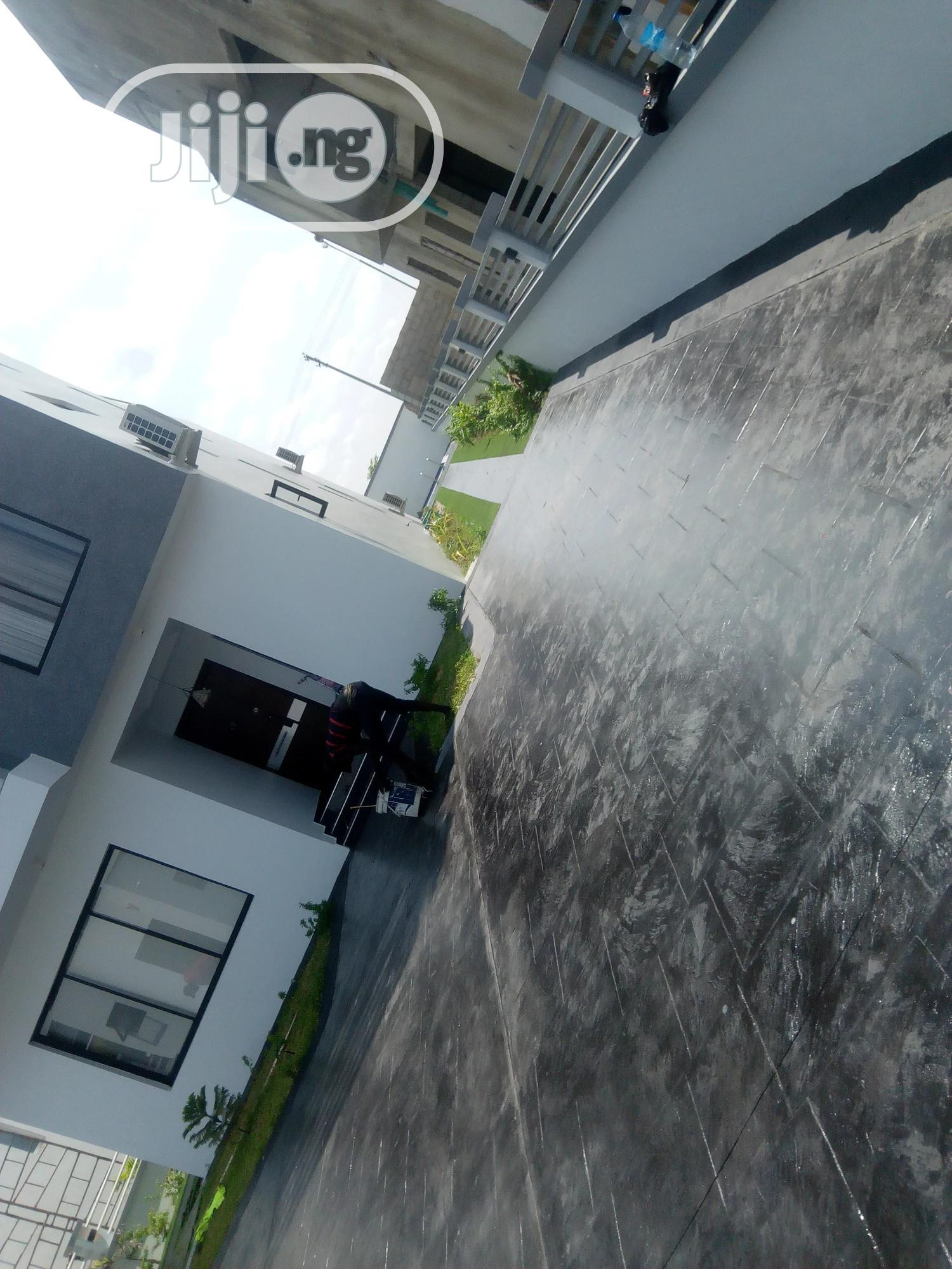 Floor Concrete Stamping & Designers | Building & Trades Services for sale in Ajah, Lagos State, Nigeria
