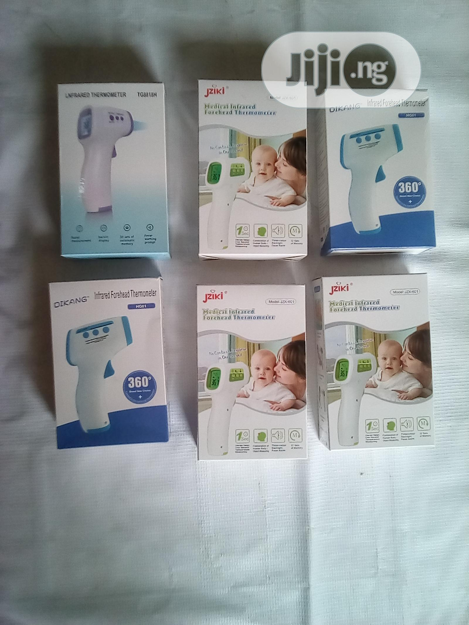 Infrared Forehead Thermometer | Medical Equipment for sale in Ibadan, Oyo State, Nigeria