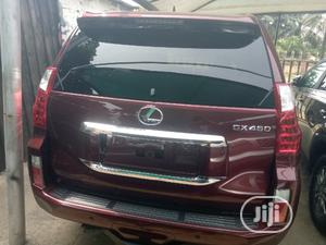 Lexus GX 2012 460 Red | Cars for sale in Lagos State, Amuwo-Odofin