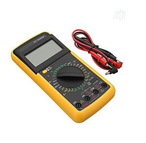 Digital Multimeter LCD AC/DC Ammeter Capacitance Resistance   Measuring & Layout Tools for sale in Lagos State, Alimosho
