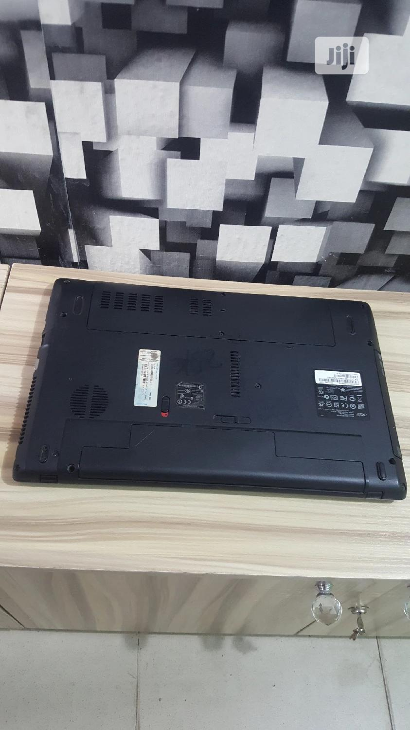 Laptop Acer Aspire 5742 4GB Intel Core i3 HDD 320GB   Laptops & Computers for sale in Ikeja, Lagos State, Nigeria