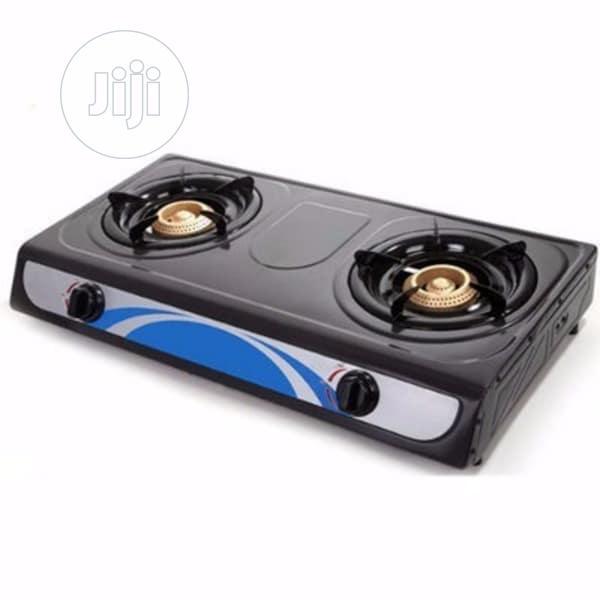2-Burner Gas Cooker
