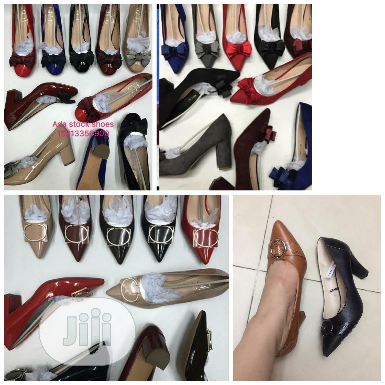 Archive: Block Heel Office Shoes