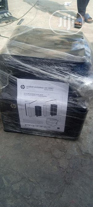 HP Laserjet Pro 400 3in1 Black And White | Printers & Scanners for sale in Lagos State, Surulere