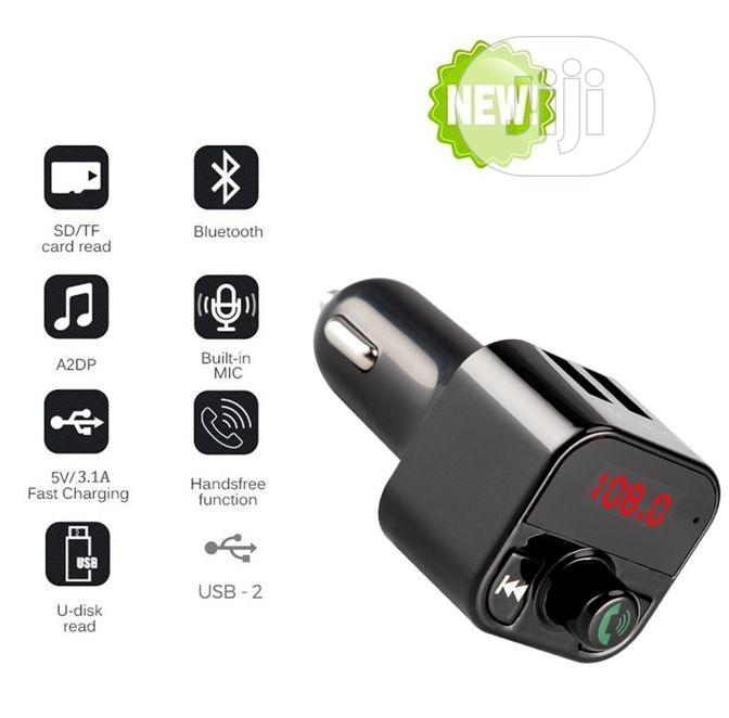 Car B5 Bluetooth,MP3 Player,FM Transmiter,Charger Handsfree