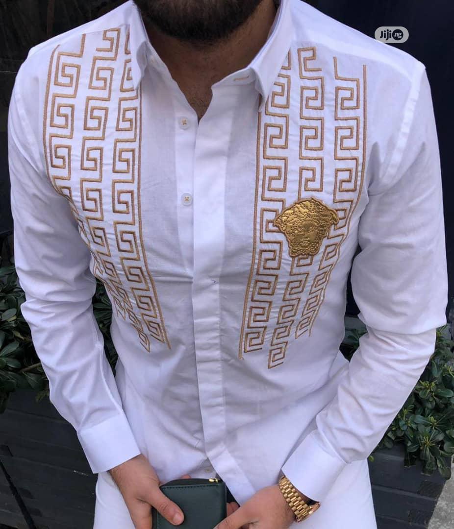 Archive: Quality Designer Men Shirt
