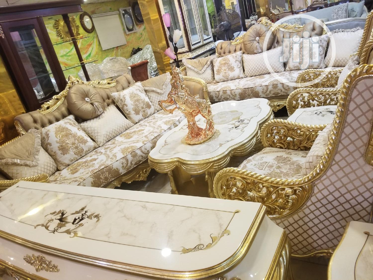 Executive Royal Turkish Sofa Chair | Furniture for sale in Ajah, Lagos State, Nigeria