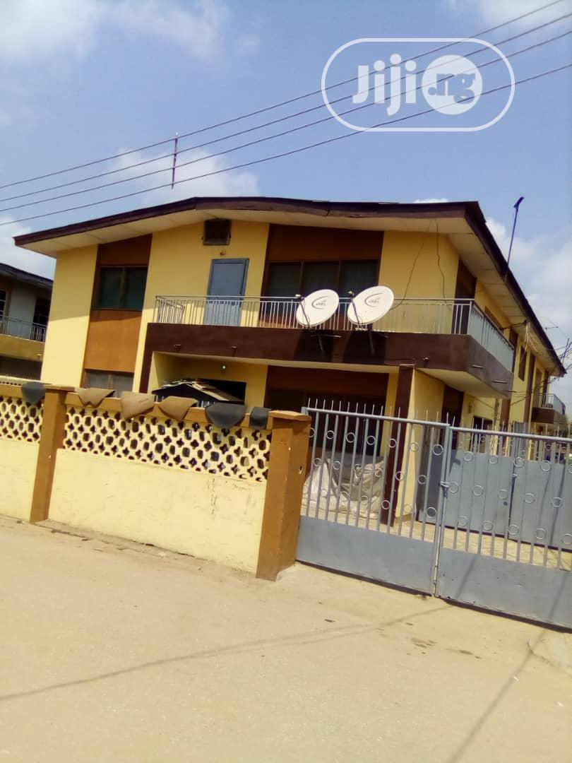 A Block Of Flats Available For Sale | Houses & Apartments For Sale for sale in Ifako-Ijaiye, Lagos State, Nigeria