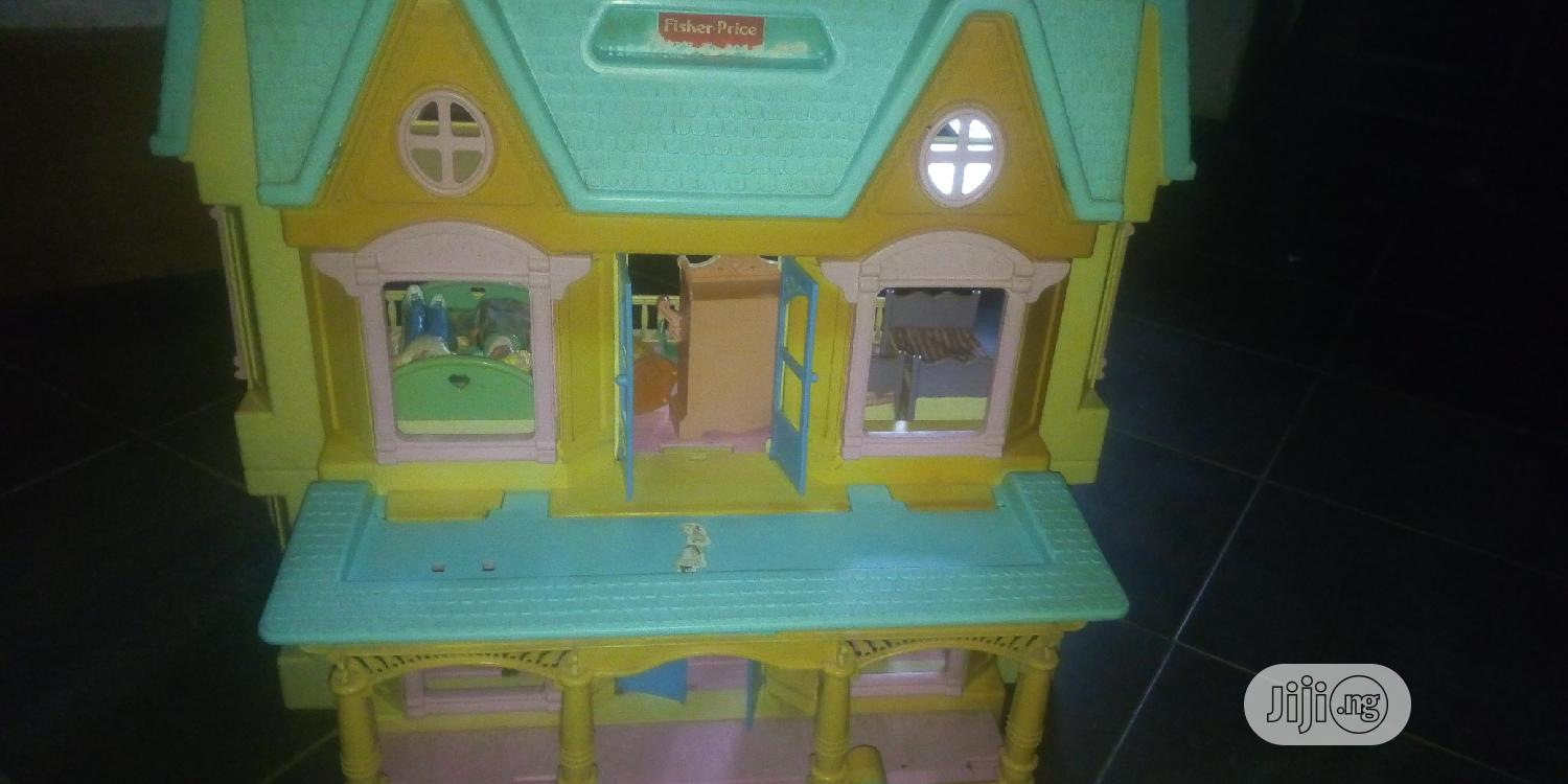Fisher Price Doll House | Toys for sale in Ikorodu, Lagos State, Nigeria